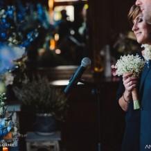 Anioły Przyjęć | Organizacja wesel | Granatowo-złote wesele-1